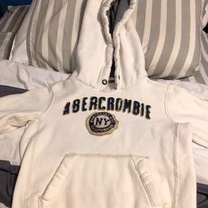 Abercrombie kids pull over hoodie